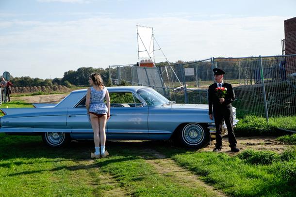 Cadillac, making-of